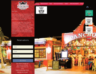panchos.com screenshot
