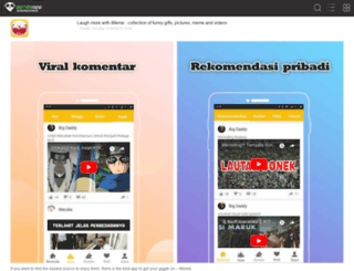 pandaapp.com screenshot