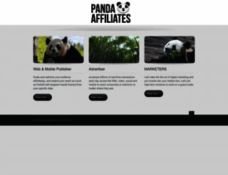 pandaffiliates.com screenshot