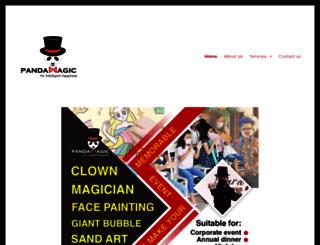 pandamagic2u.com screenshot
