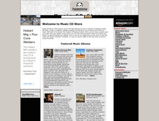 pandastereo.com screenshot