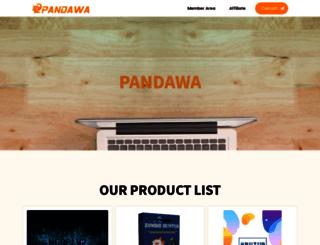 pandawa.in screenshot