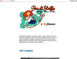 pandistoffa.blogspot.com screenshot