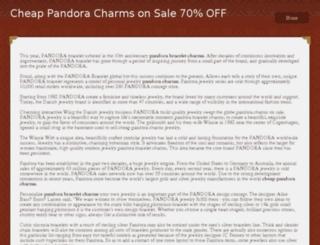 pandora-bracelet-charms.webs.com screenshot