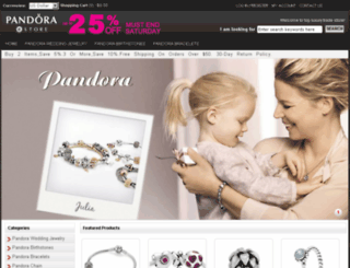 pandorajewellrysale.net screenshot