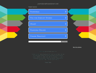 pandorashowdown.net screenshot