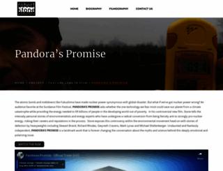 pandoraspromise.com screenshot