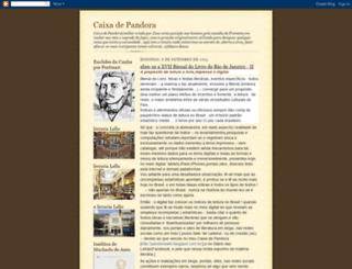 pandorawiki.blogspot.com screenshot