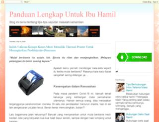 panduanlengkapuntukibuhamil.blogspot.com screenshot