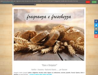 paneetentazioni.com screenshot