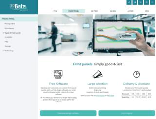panel-pool.com screenshot