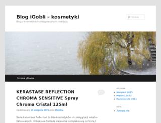 panelalle.igobli.pl screenshot