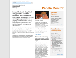 panelamonitor.org screenshot