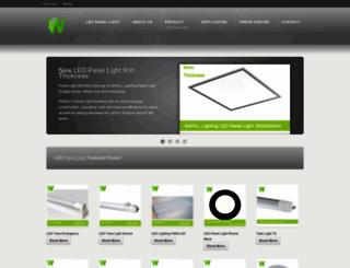 panelslight.com screenshot