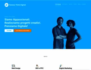 panese.it screenshot