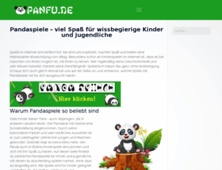 panfu.spielen.com screenshot