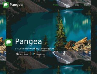 pangea.com screenshot