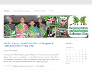 pangeranputerilh.tunashijau.org screenshot