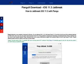 pangu9.net screenshot