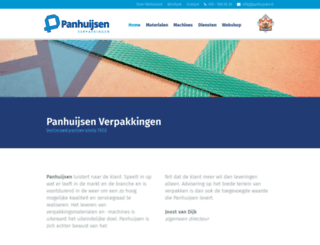 panhuijsen.nl screenshot