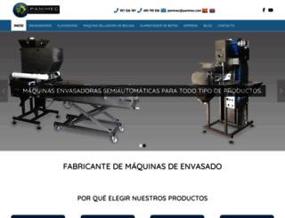 panimec.com screenshot