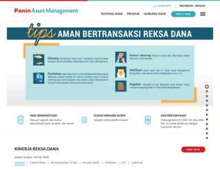 panin-am.co.id screenshot