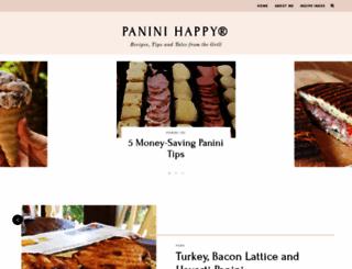 paninihappy.com screenshot