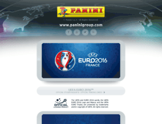 paninivirtualcollectioncopa2015.com screenshot