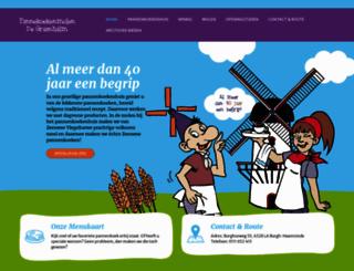 pannekoekenmolen.nl screenshot