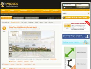 panodigg.com screenshot
