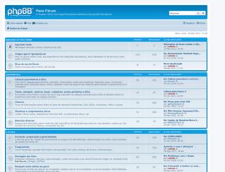 panoforum.com.br screenshot