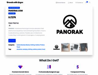 panorak.com screenshot
