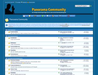 panorama-community.de screenshot