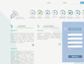panoramaoutsourcingu.pl screenshot