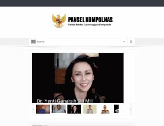 pansel.kompolnas.go.id screenshot