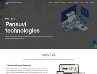 pansuvi.com screenshot