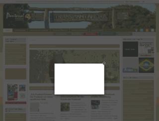 pantanalportal.de screenshot