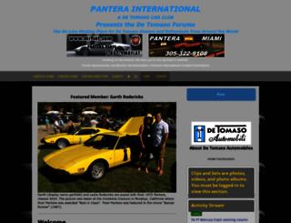 pantera.infopop.cc screenshot