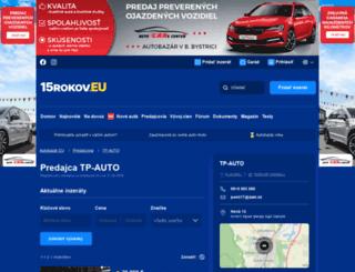 panti17.autobazar.eu screenshot