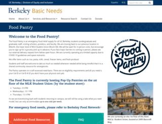 pantry.asuc.org screenshot