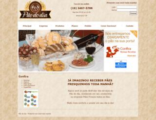 paododia.com.br screenshot