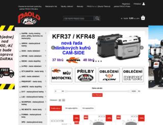 paolopraha.cz screenshot