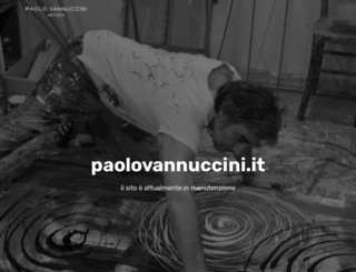 paolovannuccini.it screenshot