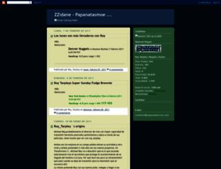 papanatasmoe.blogspot.com screenshot