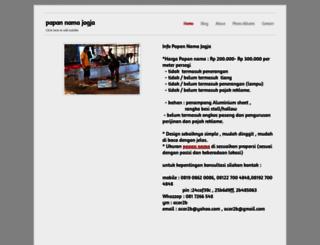 papannamajogja.webs.com screenshot