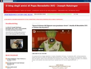paparatzinger6blograffaella.blogspot.it screenshot