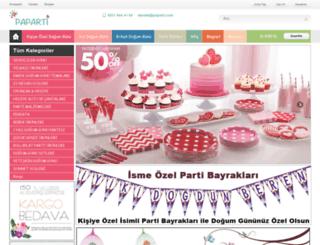 paparti.com screenshot