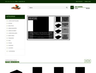 papelfantasia.com.br screenshot