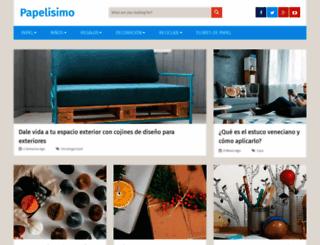papelisimo.es screenshot