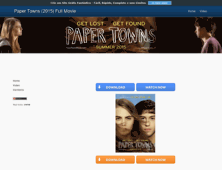 paper-towns.nation2.com screenshot